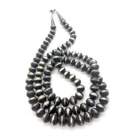 60'' 10mm Navajo Pearls Necklace