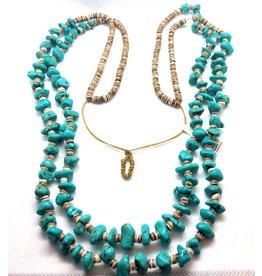 Vintage Heishi Necklace