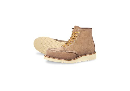 Red Wing Shoes Womens 6-Inch Moc 3376