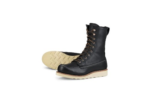 Red Wing Shoes Womens 8-Inch Moc Oro Legacy 3424