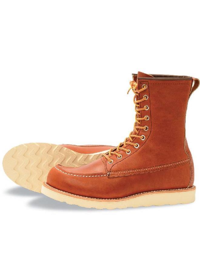 2d99e773ebc Red Wing Shoes Mens 8-Inch Classic Moc 877