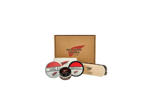 Red Wing Shoes Basic Care Product Kit 97099