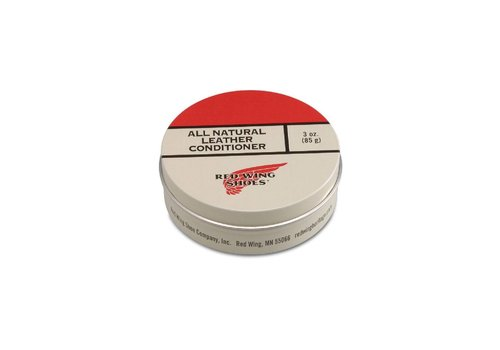 Red Wing Shoes All Natural Leather Conditioner 97104