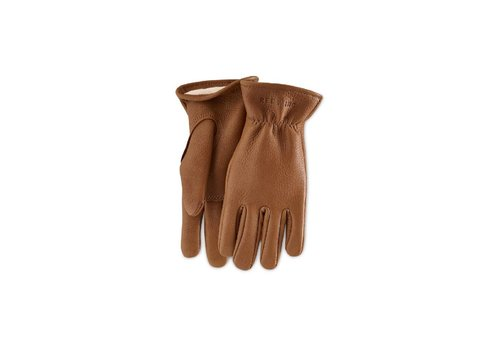 Red Wing Shoes Nutmeg Buckskin Leather - Lined Glove 95230