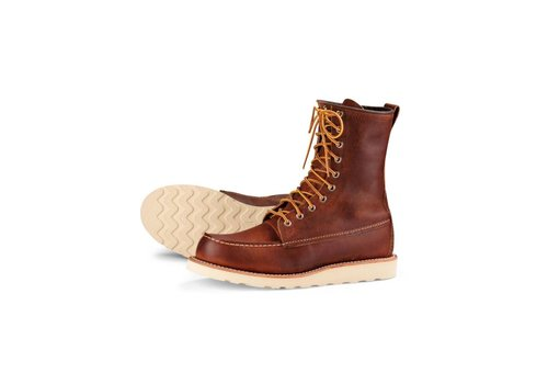 Red Wing Shoes Mens 8-Inch Classic Moc 8830