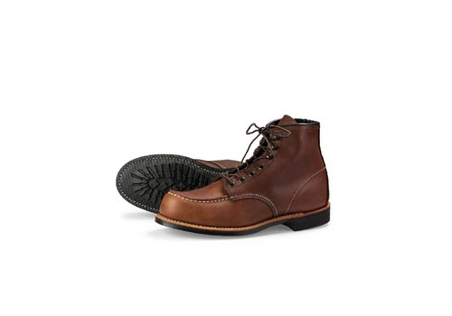Red Wing Shoes Mens Cooper Moc 2954