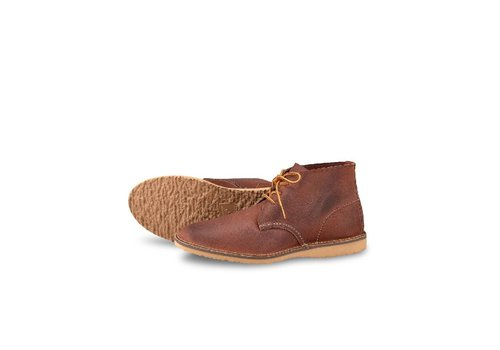 Red Wing Shoes Mens Weekender Chukka 3326