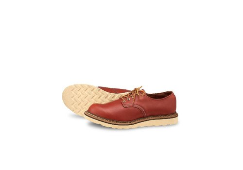 Red Wing Shoes Mens Work Oxford 8001