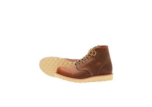 Red Wing Shoes Mens Classic Round 9111