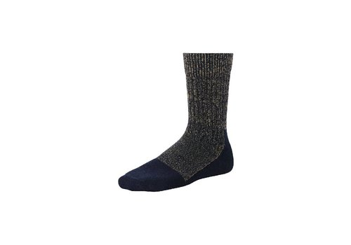 Red Wing Shoes Navy Deep Toe Capped Wool - Sock 97174