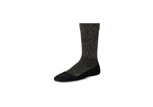 Red Wing Shoes Black Deep Toe Capped Wool - Sock 97177