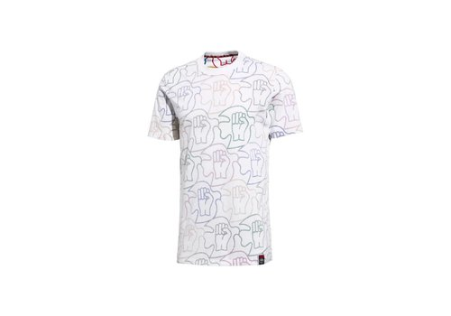 Puma Puma x Power Through Peace All Over Print T-Shirt 578454-01