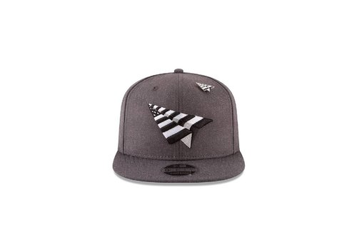 Paper Planes The Crown Old School Charcoal Snapback 0017H710