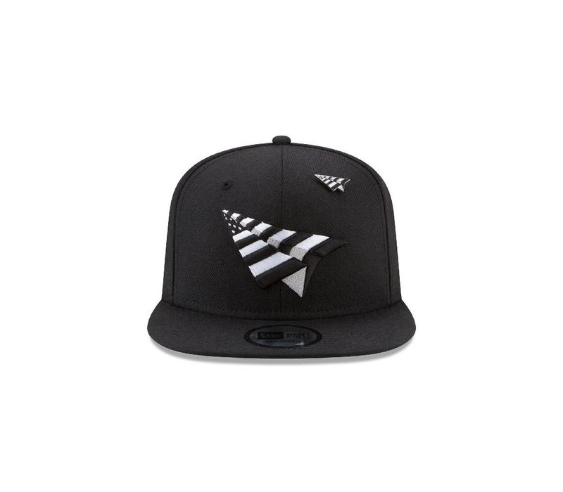The Crown Original Snapback With Green Undervisor Old School 0017H702