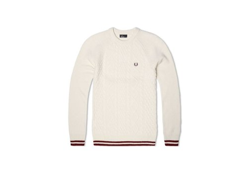 Fred Perry Fred Perry Tipped Sailor Knit Sweater K5231-560