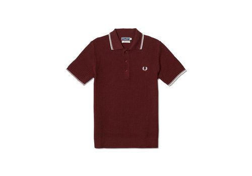 Fred Perry Fred Perry Textured Knitted Polo K4146-122