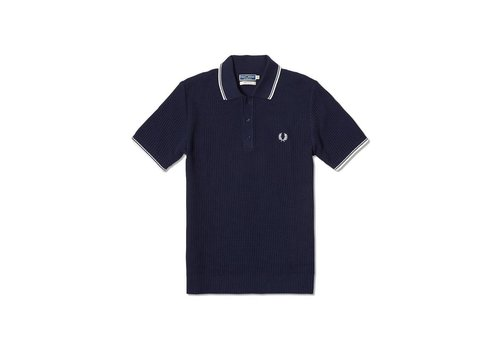 Fred Perry Fred Perry Textured Knitted Polo K4146-608