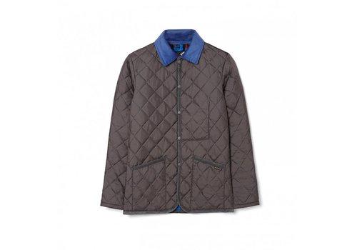 Lavenham Raydon Regent Grey Jockey Silks Maroon UK9001-0058