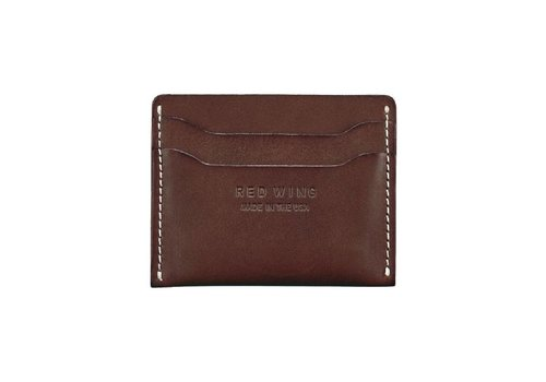 Red Wing Shoes Card Holder 95035