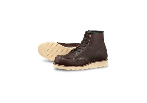 Red Wing Shoes Womens 6-Inch Moc 3371