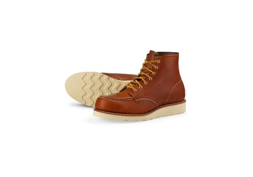 Red Wing Shoes Womens 6-Inch Moc 3375