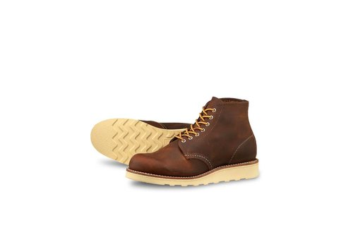 Red Wing Shoes Women's 6-Inch Round 3451