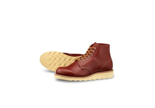 Red Wing Shoes Women's 6-Inch Round 3452