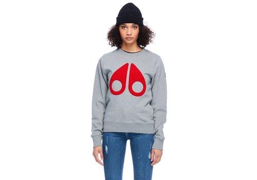 Moose Knuckles Logo Sweatshirt MK4700LS-224