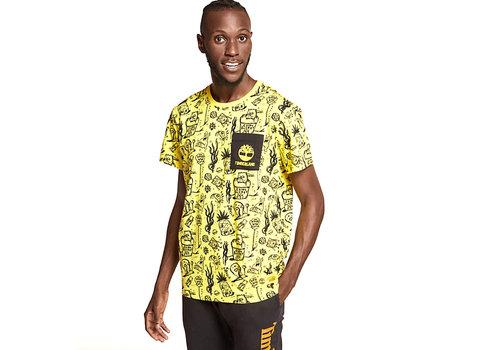 Timberland SpongeBob SquarePants X Timberland Short Sleeve Graphic T-Shirt TB0A28XPAE2