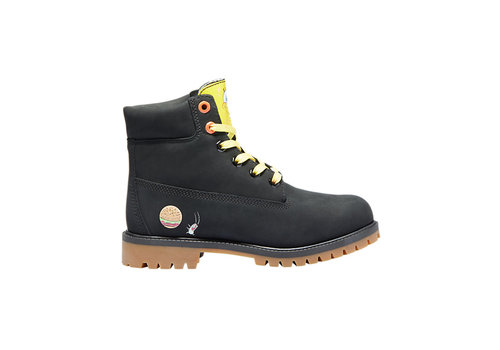 Timberland Youth SpongeBob SquarePants X Timberland 6-Inch Waterproof Boots TB0A22MT001