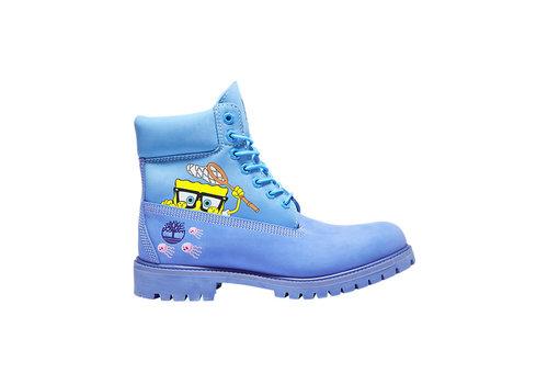Timberland SpongeBob SquarePants X Timberland 6-Inch Waterproof Boots TB0A22T4J45