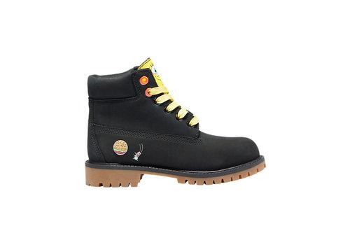 Timberland Youth SpongeBob SquarePants X Timberland 6-Inch Waterproof Boots TB0A256R001