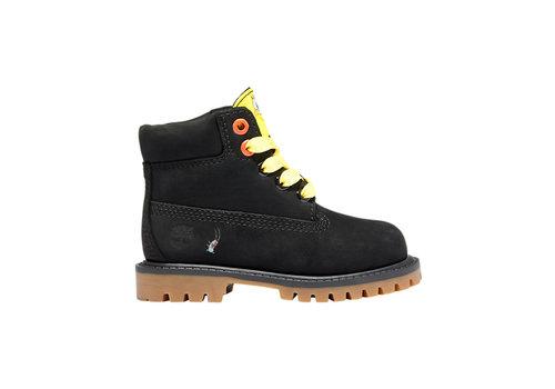 Timberland Toddler SpongeBob SquarePants X Timberland 6-Inch Waterproof Boots TB0A257E001