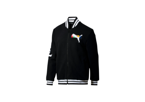 Puma PUMA x FASHION GEEK Men's Varsity Jacket 596565-01