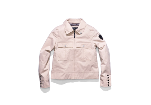 Nobis Ladies Military Cropped Jacket ISABELLA Rose