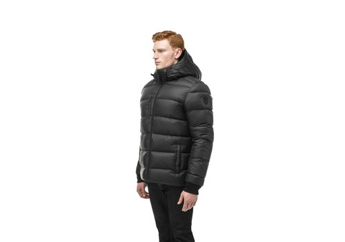 Nobis Oliver Men's Puffer Jacket Black