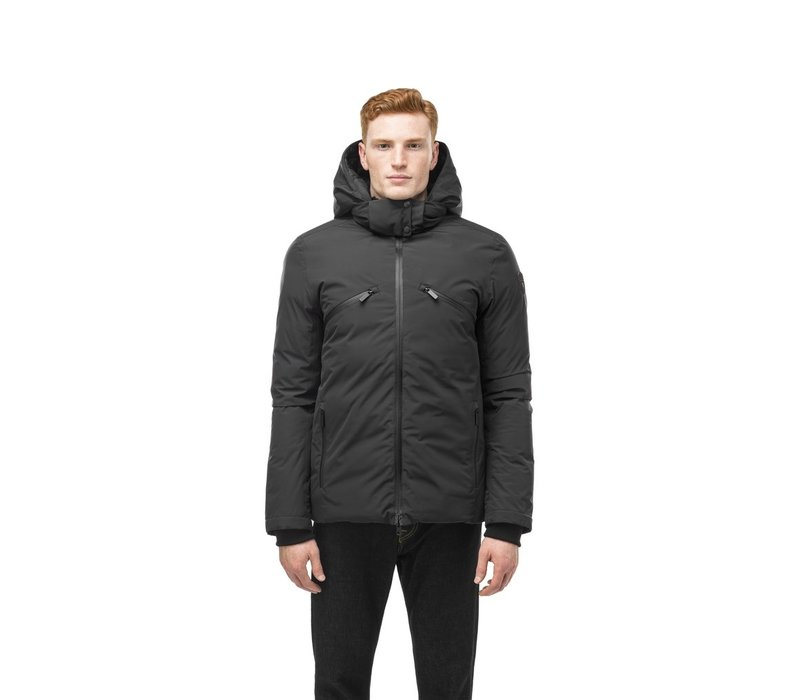 Oliver Men's Puffer Jacket Black