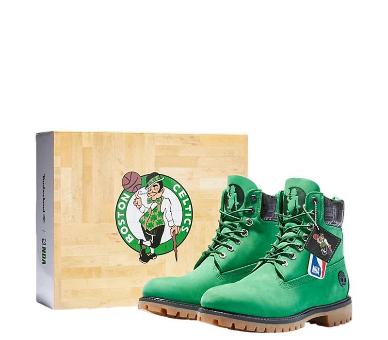 MEN'S NBA BOSTON CELTICS X TIMBERLAND BOOTS TB0A284UH31