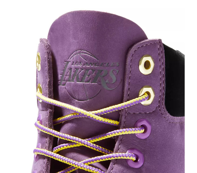 MEN'S NBA L.A. LAKERS X TIMBERLAND BOOTS TB0A285H527