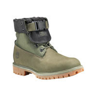 Men's Mixed-Media Gaiter Boots TB0A28WJA58