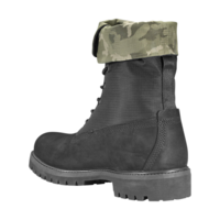 Men's Mixed-Media Gaiter Boots TB0A1UBP001