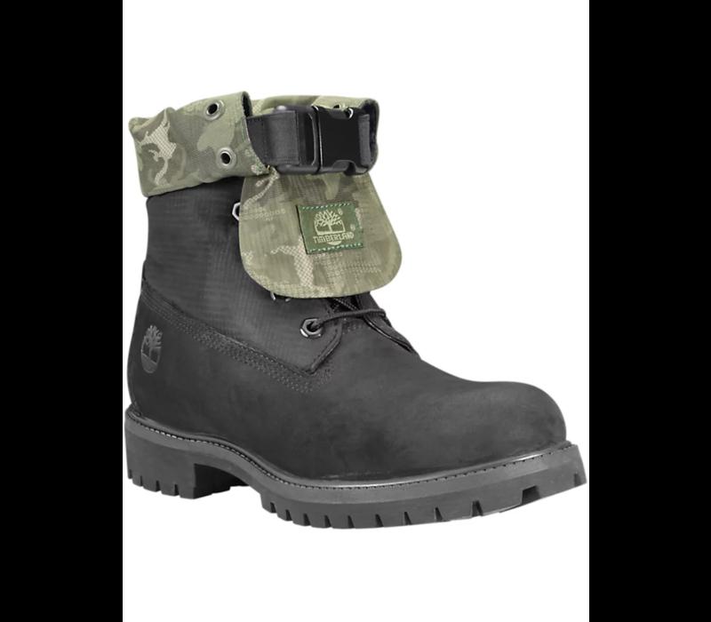 Men's Mixed-Media Gaiter Boots TB0A1UBP001