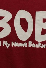 Bob (I Spell My Name Backwards)