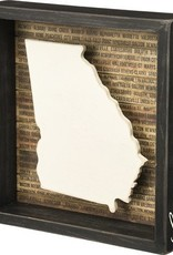 Georgia - Sign