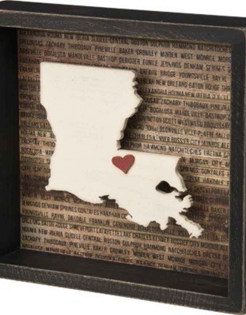 Louisiana - Sign
