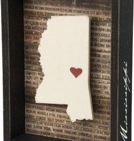 Mississippi - Sign