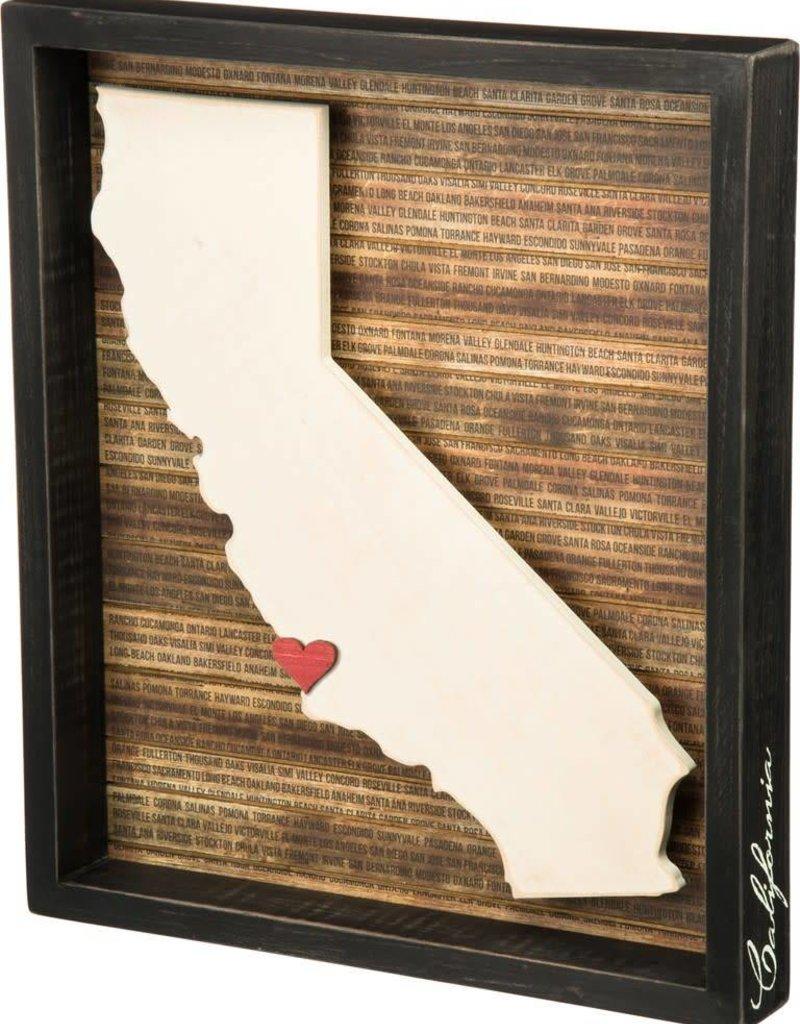 California - Sign