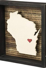 Wisconsin - Sign