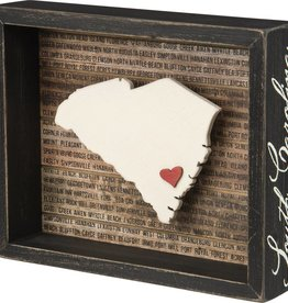 South Carolina - Sign
