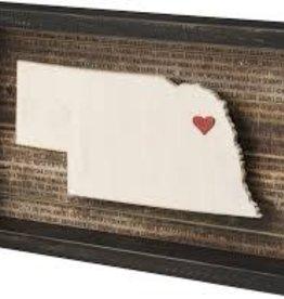 Nebraska - Sign
